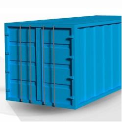 контейнер сухогрузный в аренду