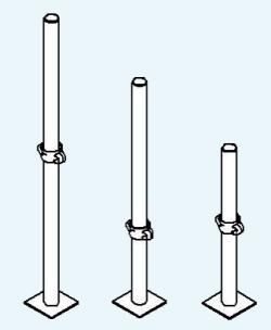 Домкрат для систем СО - 2,7 и СО -5,0