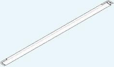 раскос горизонтальный для систем СО 2,7 и СО 5,0